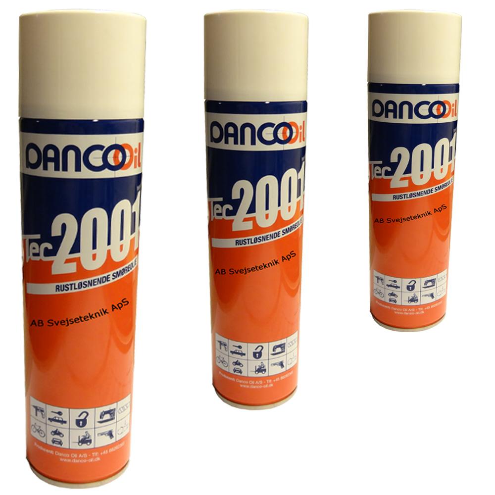 Spray Danco oiel 200. ny
