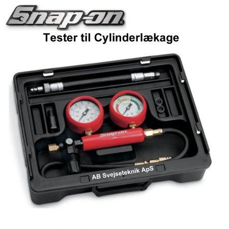 Test Cylinderlækage JL.EEPV509