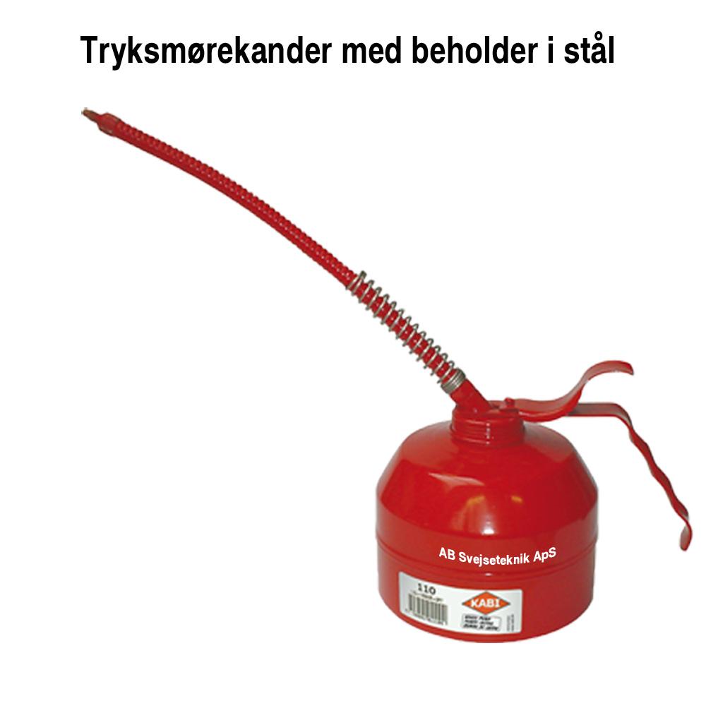 Tryksmørekander KA 110