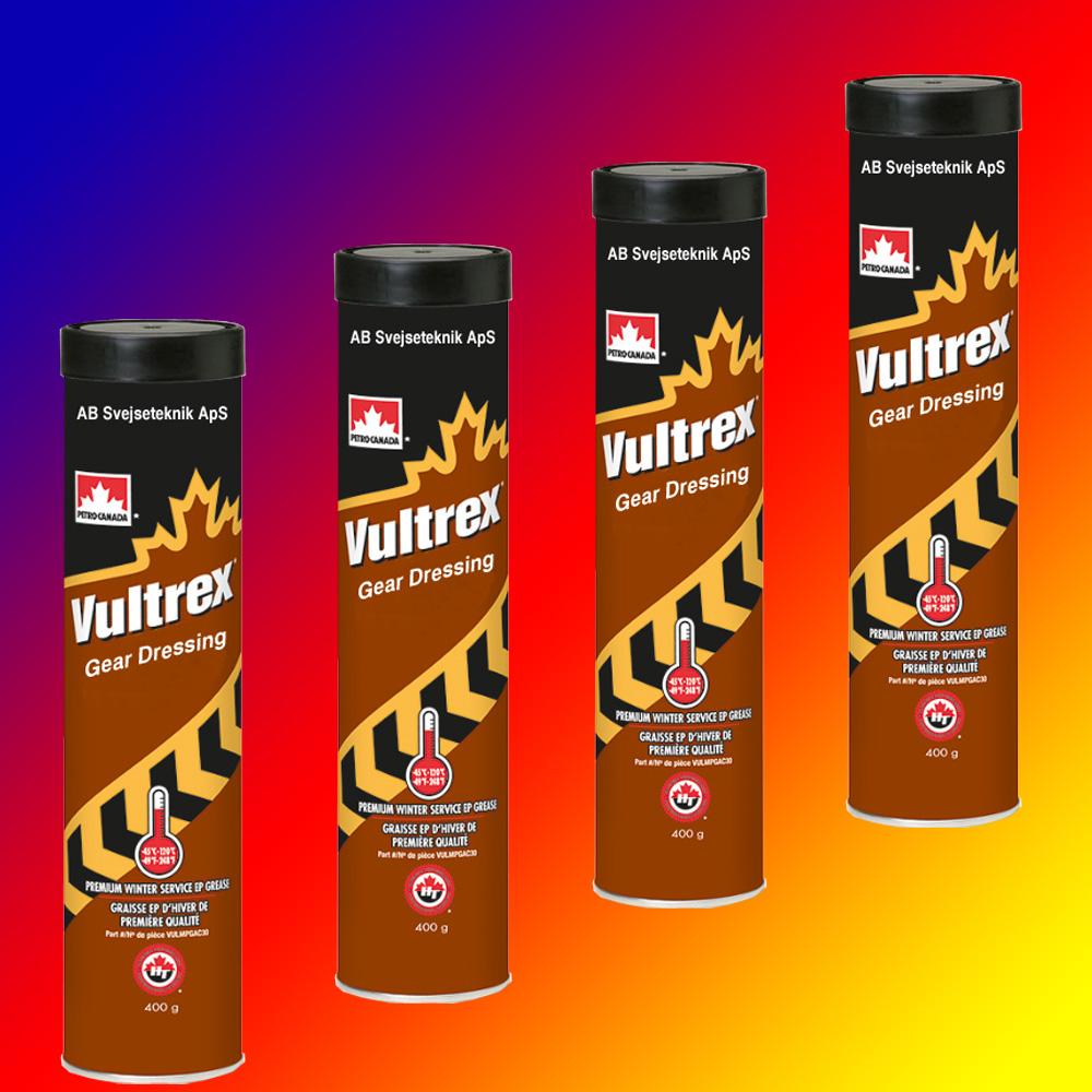 Vultrex gear dressingc 400 gr