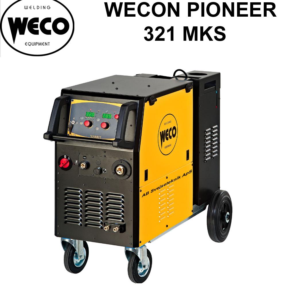 Weco Pioneer 321 MKS