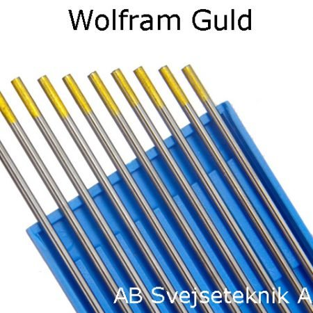 Wolfram guld